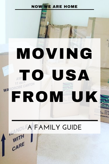 Moving to USA from UK - A Family Guide#relocating #relocation #moving #america #usa