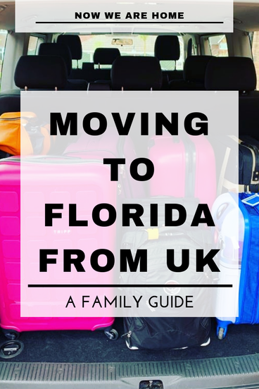 Moving to Florida from the UK? #relocating #florida