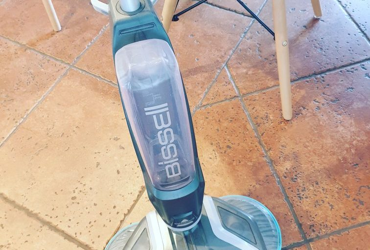Bissell Spinwave Review - Cordless Mop
