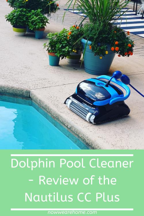 Dolphin Pool Cleaner - Review of the Nautilus CC Plus Inground Pool Vacuum#swimmingpool #poolvacuum #poolcleaner