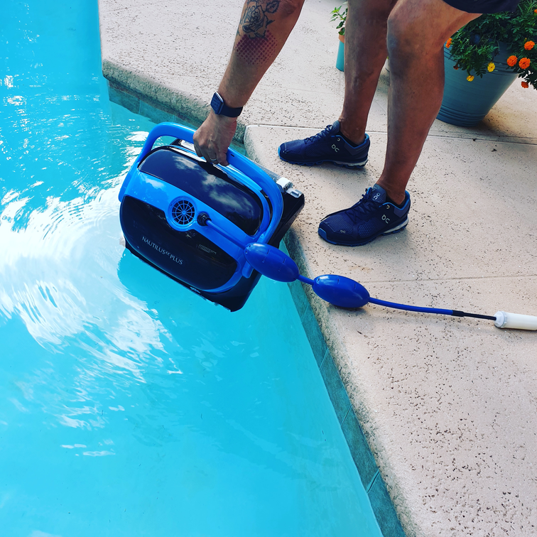 Maytronics Pool Vacuum