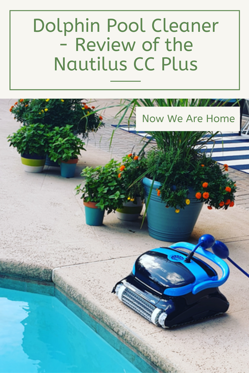 Dolphin Pool Cleaner - review of the Nautilus CC Plus Vacuum#poolvacuum #swimmingpool